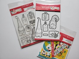 Crafting With My Gnomies DELUXE Kit. Photoplay Paper image 3