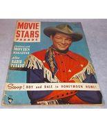 Movie Stars Parade June 1948 Roy Rogers Elizabeth Taylor Bob Hope Sinatra - $12.95