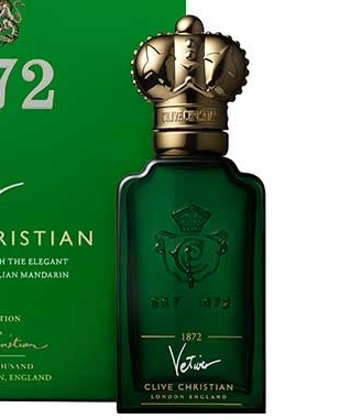 1872 TWIST VETIVER by CLIVE CHRISTIAN 5ml Travel Spray Perfume LIMITED EDITION
