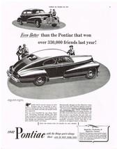 Vintage 1942 Magazine Ad Pontiac Even Better Than The Pontiac That Won Last Year - $5.93