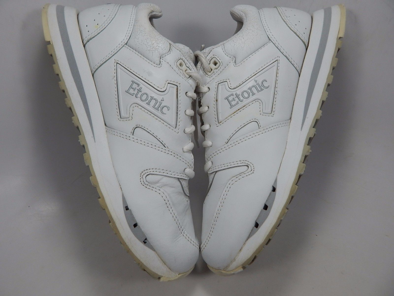 Etonic Trans Am Women's Trainer Shoes Size US 7 M (B) EU 38 White