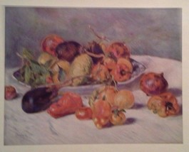 Fruits of the Midi (MINI PRINT) By Auguste Renoir - $45.00
