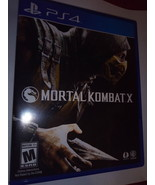Mortal Kombat X PS4 Like New Complete PlayStation 4, PS4  - $14.95