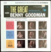 The Great Benny Goodman: Classics in Swing - 1956 VINYL Record NEW~!! - $9.50