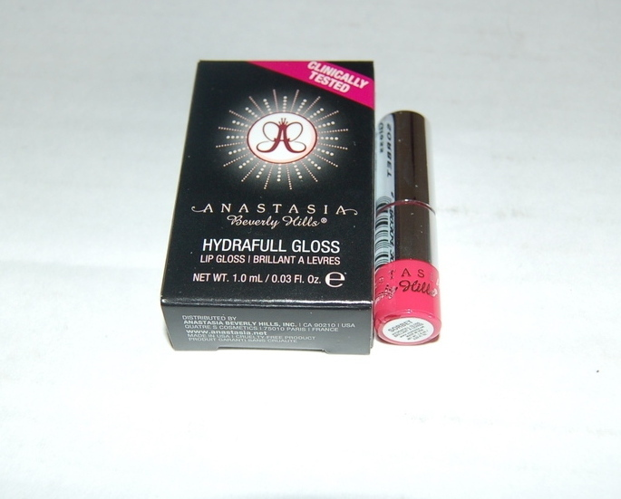 Anastasia Beverly Hills Hydrafull Gloss Sorbet Travel Size New