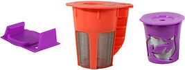 Keurig 2.0 Brewers K-Cup K-Carafe Clever Clip Refillable Reusable Filter... - $5.92+