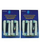 Electric Toothbrush Brush Heads for Braun Oral-b Vitality Professional 8... - $8.99