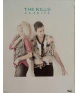 "THE KILLS Ash & Ice Promo Poster, 8.5"" x 11"", New - $6.95"
