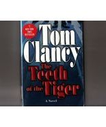 The Teeth of the Tiger by Tom Clancy Action Adv... - $1.00