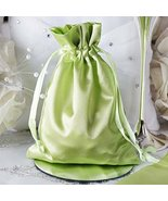 "end 5""x7"" 60PCS Satin Gift Bag DrawstringPouch Weddingg Favors Jewelryy ... - $37.62"