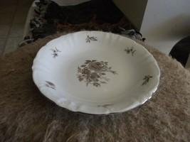 Winterling Empress Platinum soup bowl 4 available - $3.12