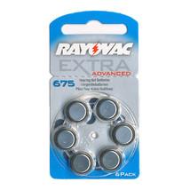 Rayovac (675) Extra Advanced Hearing-Aid Battery (6pcs per pack), PR-44 - $10.49