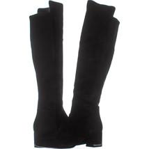 Michael Kors SH17G Riding Boots 075, Black, 10 US / 41 EU - $51.83