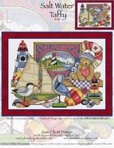 Salt Water Taffy JE106 cross stitch chart Joan Elliott Designs - $14.00