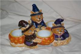 PartyLite Abracadandle Tealight Trio Party Lite RETIRED - $14.99