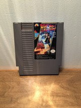 Back to the Future Nintendo Entertainment System 1989 - $11.87