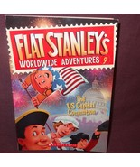 Flat Stanley's Worldwide Adventures: The U. S. Capital Commotion 2012 Bo... - $7.46
