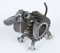 Yardbirds Recycled Metal Sculpture, Chubs the D... - $25.95