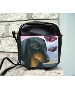 Small Sling Bag Purse from art painting Dog 93 ... - $24.99