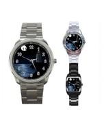 Men's Wrist Watch Sport Stainless Steel Sea Vie... - $17.99 - $23.99