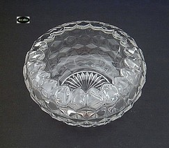 Fostoria American Crystal Bowl 7 In. Cupped - $38.50
