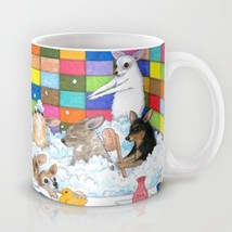 Coffee Mug Cup 11oz or 15oz Made in USA Dog 121 Chihuahua Funny Bath art... - $19.99+
