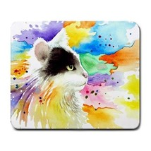 Mousepad Computer Mouse Pad Cat 605 from art painting L.Dumas - $305,17 MXN