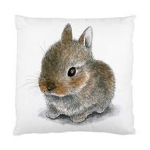 Cushion Cover Throw Pillow Case Hare 61 Cute Ra... - $19.99 - $23.99