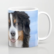 Dog 125 Bernese Mountain Blue Coffee Mug Cup 11oz 15oz Made in USA art L... - $19.99+