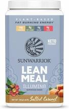 SunWarrior Lean Meal Illumin8 - Superfood Shake Salted Caramel 720G - $36.62