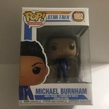 NEW Star Trek Discovery Michael Burnham Funko Pop Figure - $16.95