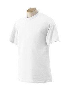 Primary image for White 3XLT Gildan Tall 2000T Ultra Cotton T-shirt  G200T G2000T
