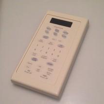 53001042 WRPMicrowave OEM Power Control Panel Almond - $69.00
