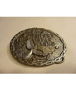 Vintage Belt Buckle The Right To Bear Arms Military & Weaponry - $14.84