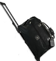 GNBI Rolling Duffel 20 inch Travel Bag - Black - $408,01 MXN