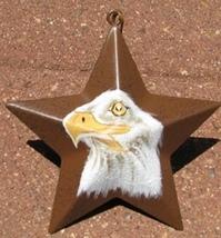 or221 - Eagle Ornament Metal Christmas Ornament  - $1.95