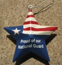 or-233 Proud of our National Guard Metal Christ... - $1.95