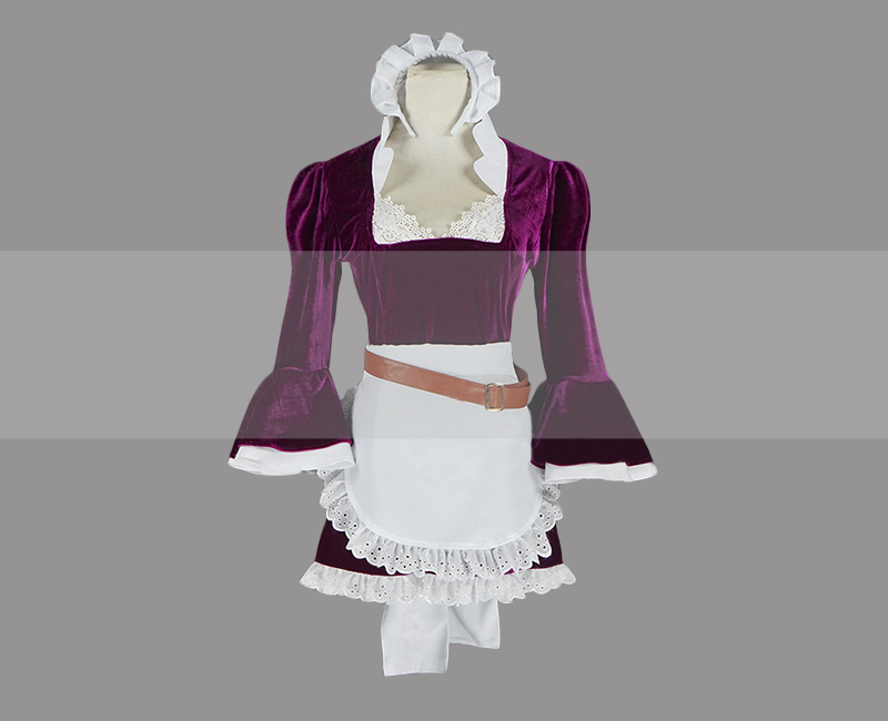 One piece baby 5 cosplay costume