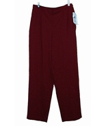 """Maggie McNaughton Dress Pants Waist Size 34-36"""" Mint with Tag 29"""" Long P... - $9.95"""