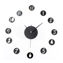 DIY Wall Clock Creative Sticking - $22.99