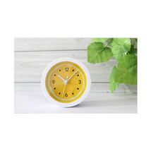 Countryside Refreshing Cool Fruit Lemon Alarm Clock Simple Desk Clock Table - $15.99