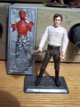 Han Solo Carbonite Star Wars ROTJ TSC Saga Coll... - $10.99