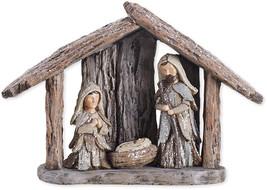 Transpac Imports, Inc. Slate Holy Closed Eye Holy Family 12 X 8 Resin St... - $66.05