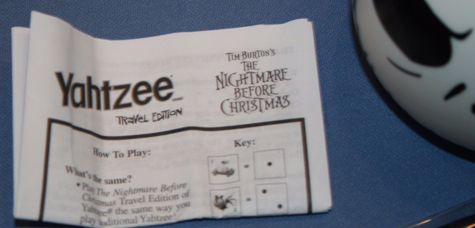 Disney Tim Burtons Nightmare Before and 50 similar items