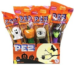 Halloween Trick or Treat PEZ Candy Dispensers: Pack of 12 - $46.76