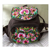 Embroidery Bag Stylish Featured Shoulders Bag Fashionable Woman's Bag Bulk - $30.79