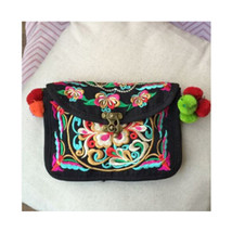 Woman Single-shoulder Bag Messenger Bag All-match Chinese Style Swagger Bag - $21.99