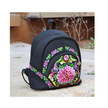 Embroidery Bag Stylish Featured Shoulders Bag Fashionble Bag - $34.09