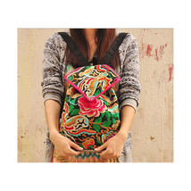 Embroidered Bag Stylish Featured Shoulders Bag Fashionable Woman Bag - $27.49