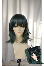 One Punch Man Miss Blizzard Jigoku no Fubuki Cosplay Wig for sale - $38.00